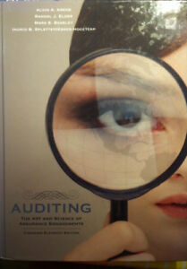 Auditing 11th Edition
