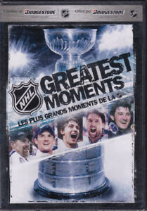 NHL GREATEST MOMENTS 2006 DVD STILL FACTORY SEALED