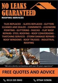 Roofing & building contractors