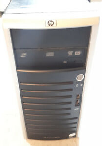 HP Proliant ML110 G5 Tower format server