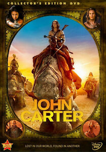 Disney's John Carter (DVD)