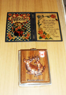 NEW WALL HANGING VANCOUVER CANADA IN BOX Ransome Brisbane South East Preview