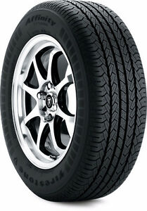 (4) new Firestone Affinity-touring 215 60 R17