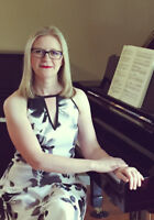 Experienced and Qualified Piano Teacher - South Regina