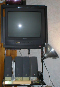 TV STAND MONITOR MONITEUR TELEVISION CEILING WALL MOUNT