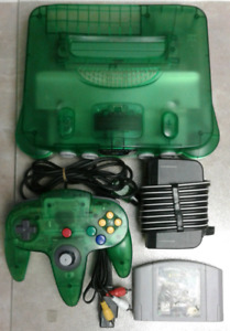 Jungle Green N64