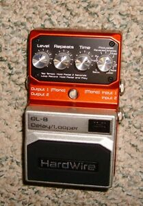Digitech Hardwire Delay Looper Pedal DL8 Windsor Region Ontario image 4