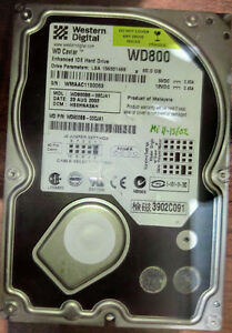 80gb ide hard drive Kitchener / Waterloo Kitchener Area image 1
