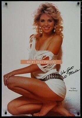 Original 1983 TERI COPLEY Starmakers #2166 Vintage Poster NOT A REPRINT