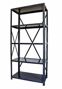 USED INDUSTRIAL SHELVING UNITS. 50% OFF NEW. EXCELLENT CONDITION Kitchener / Waterloo Kitchener Area image 3