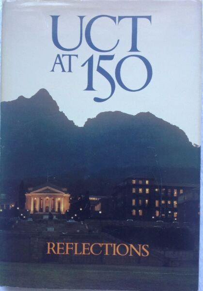 Two books uct at 150 reflections the varsity spirit louis two books uct at 150 reflections the varsity spirit louis babrow and fandeluxe Images
