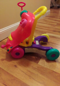 Playskool Walk and Ride
