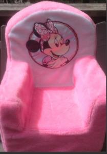 Disney, Minnie Mouse Foam chair