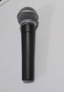 1 SHURE chord Mic SM58 for sale