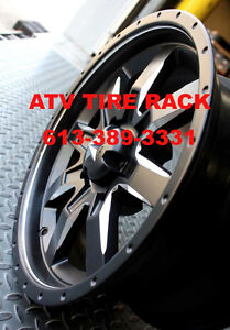 "MSA M25 Rocker 14"" Wheels set of 4 at ATV TIRE RACK Canada Kingston Kingston Area image 6"