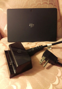 "Blackberry Playbook 7"" 16GB Wifi Tablet+Magnetic Charging Dock"