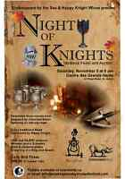Night of Knights Medieval Feast and Auction