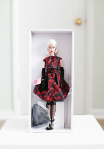 Barbie Elegant Rose Cocktail Dress Doll
