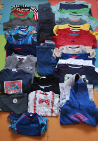 Boys Clothes Bundle age 4/5years