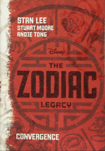 Zodiac Legacy-Convergence-Soft Cover-Stan Lee-Very good +