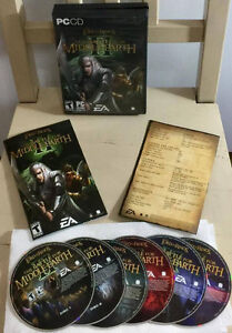 Lord of the Rings Battle For Middle-Earth II. RTS Windows EA