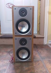 Philips FWB-MC50/17 speakers