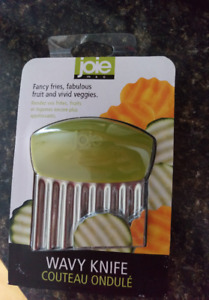 Never opened - Joie Wavy Cutter