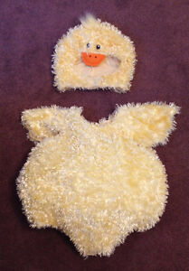 Chickie Costume - 18-24m+
