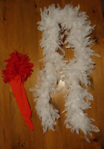 Feather and hand feather stuffs
