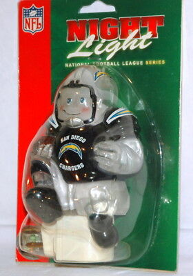 - San Diego Chargers NFL Football Night Light Player