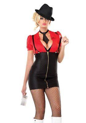 Leg Avenue Smooth Criminal Adult Costume - Smooth Criminal Costume Halloween