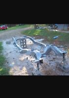Looking for a 88-98 SWB 4x4 Chevrolet frame