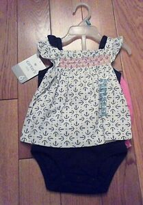 Carter's Brand 3-piece Summer Set **BRAND NEW WITH TAGS!**
