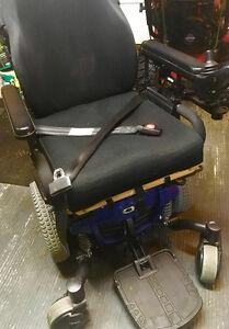 Quantum Powered Wheelchair