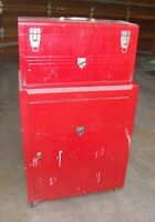 Beach Tool Chest and 3 Drawer system