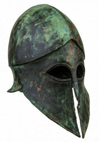 Corinthian Greek Helmet Museum Quality Helmet Rare Armour Costume Reproduction