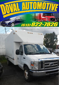 2009 Ford E450 Diesel Commercial truck-Safetied & Etested