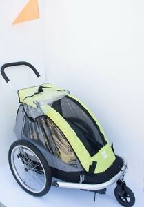 MEC Croozer Kids Bike Trailer - 1 child