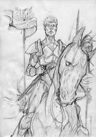 Looking for freelance sketch artist.