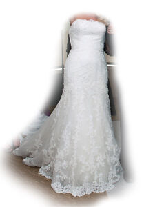 Wedding dress- reduced price