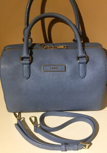 DKNY real leather handbag
