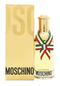 MOSCHINO MOSCHINO EAU DE TOILETTE 45ML SPRAY - WOMEN'S FOR HER. NEW