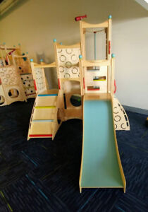 INDOOR PLAY STRUCTURES - Excellent condition - NEW PRICE***