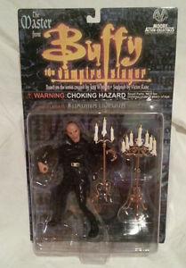 3 Buffy The Vampire Slayer Action Figures (one price)