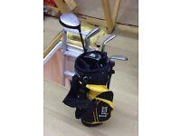 Junior lynx golf set