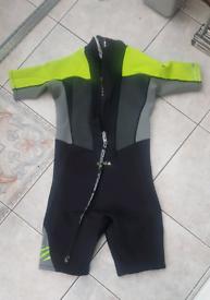 Junior wet suit