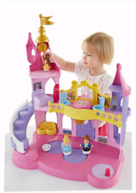 Fisher Price Little People Disney princess musical castle