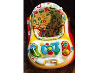 Mother care baby walker quick sale