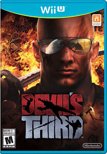 Looking for Devil's Third for Wii U