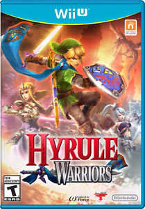 Hyrule Warriors and Super Smash Bros. Wii U